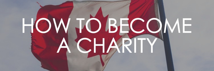 HOW TO BECOME A CHARITY